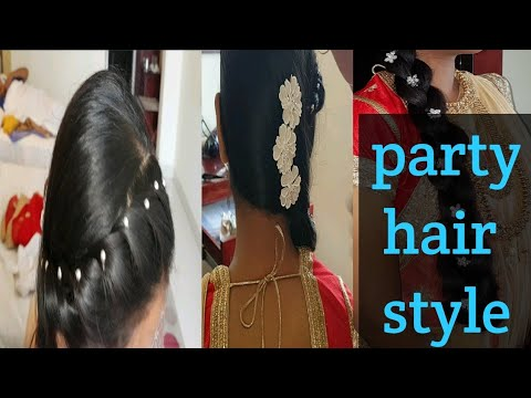 Best Side Bridal Hair Style Tutorialbest Wedding Hair Style