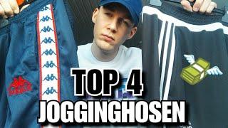 TOP 4 JOGGINGHOSEN (unter 40€ )