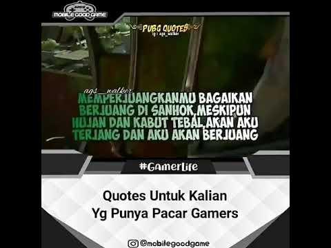 story wa buat pacar gamers