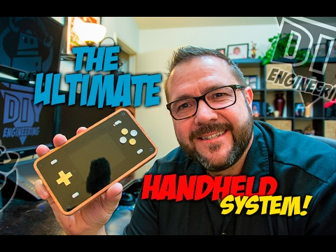 Episode 025: The Ultimate Handheld Arcade System