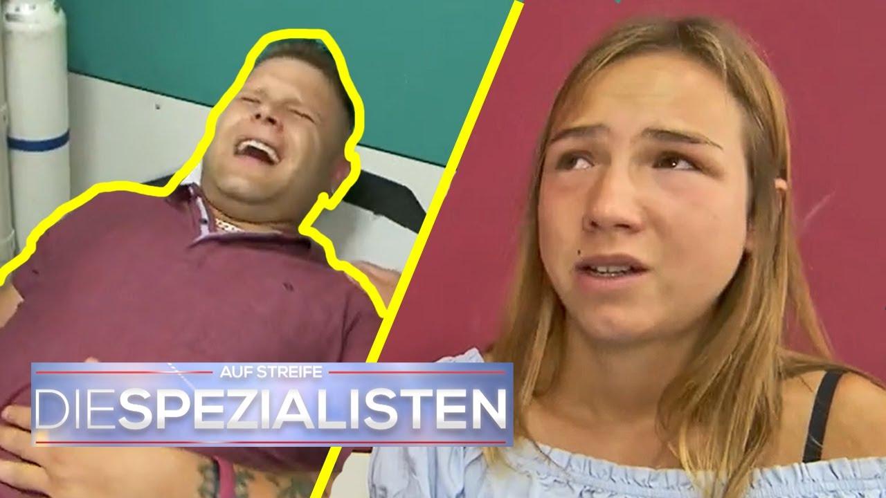 Schock! Ina (15) hat beinah ihren Papa getötet! | Die Spezialisten | SAT.1