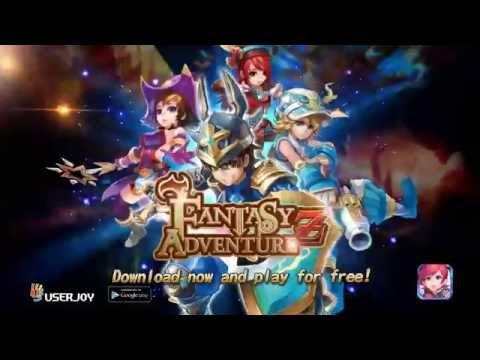【Fantasy Adventure Z】 TVCF 15S