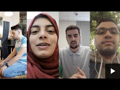 BBC عربية:رمضان في أوروبا: يوميات شباب عرب خلال شهر الصيام