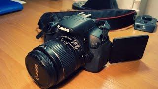 Пример видео  Canon EOS 650D 18-55mm IS II Kit video(Блог быстрых обзоров на технику, портативные гаджеты и много многое другое *****************************************************..., 2014-11-09T08:56:50.000Z)