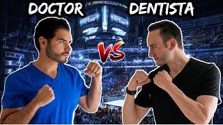 DOCTOR VS DENTISTA | ¿QUIÉN SABE MÁS? | DOCTOR VIC FT  FEDERICO BAENA PART.2