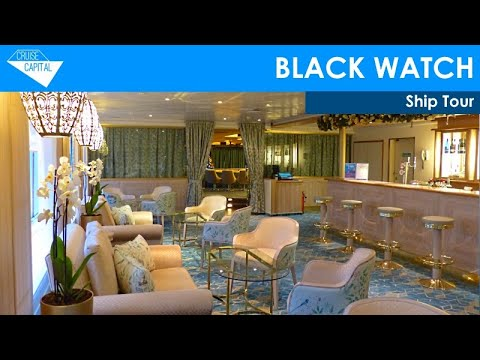 Black Watch Ship Tour (Fred. Olsen Cruise Lines)