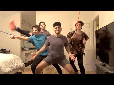 VINER DANCE GROUP!?   David Dobrik