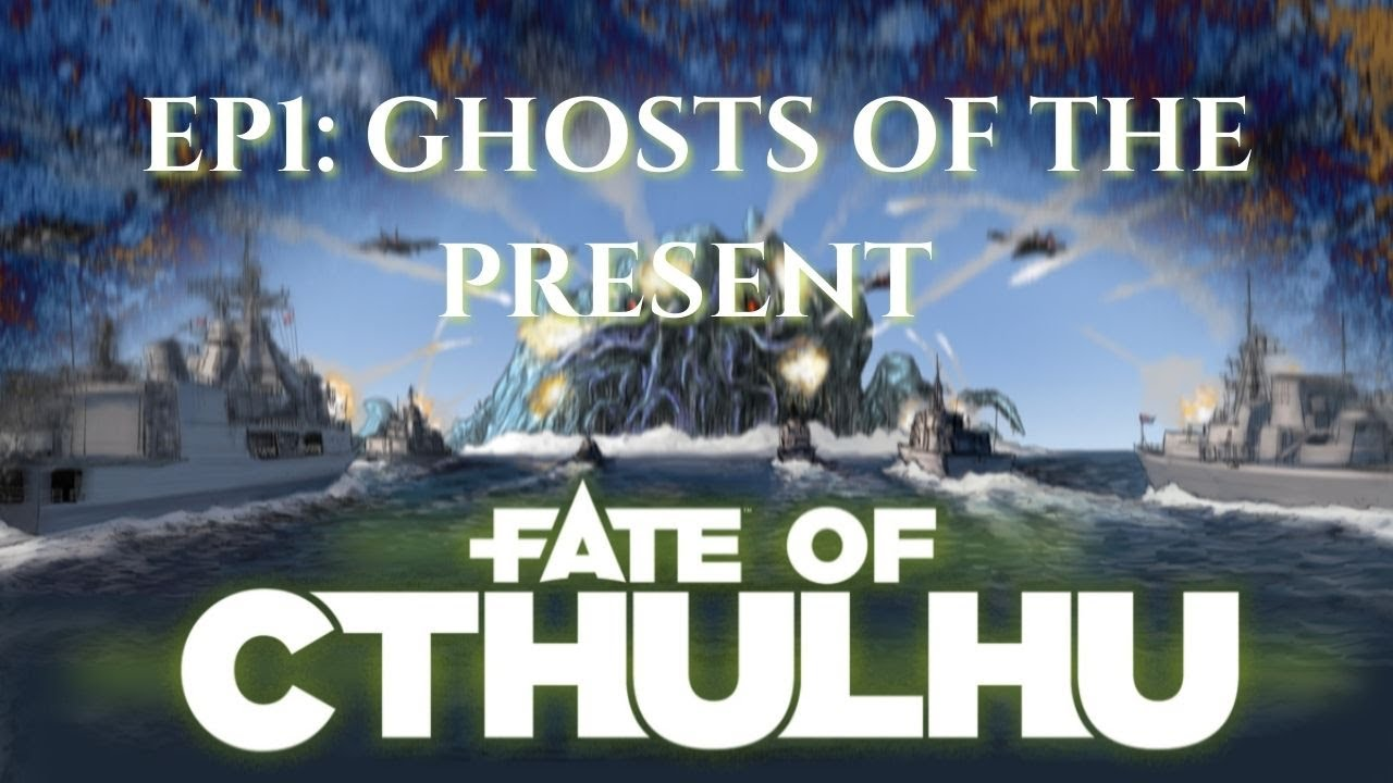 Download (Fate of Cthulhu) The Return of Carcosa EP1
