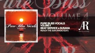 Beat Service And Susana Reach The Sun Radio Edit