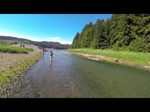 Fly Fishing in Juneau, Alaska