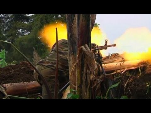 M23 rebels end insurrection in DRC