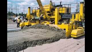 видео Как строят дороги в Америке? – блог «Моя Америка»