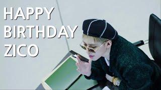 블락비 지코 30번째 생일 유튜브 광고영상 (HAPPY BIRTHDAY ZICO AD)