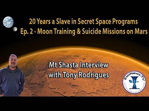 Moon Training & Suicide Missions on Mars - 20 Years a Slave in Secret Space Programs - Pt 2 (S04E06)