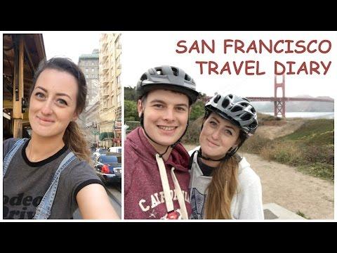 SAN FRANCISCO TRAVEL DIARY | ALCATRAZ PRISON & GOLDEN GATE BRIDGE