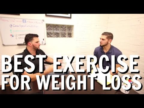Best Exercise to Lose Weight: Weight Loss Explained by a Professional Dietitian - Duur: 3:45.