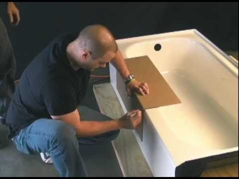 Converting your BathTub into a Walk In Tub Demo YouTube