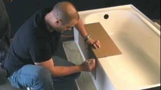 Converting your BathTub into a Walk-In Tub Demo