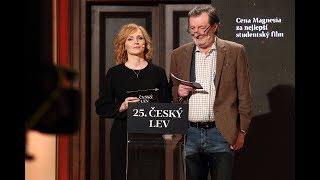 25. Český lev - tisková konference - vyhlášení nominací