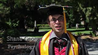 Farewell For Now: 2018 Chico State Memories