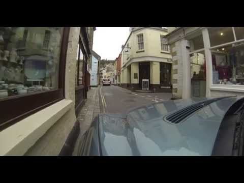 Mevagissey - A Video Tour Through a Beautiful Fishing Village in Cornwall, UK
