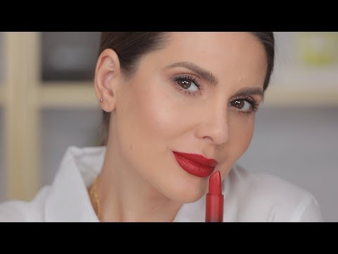 HOW TO CHOOSE THE RIGHT RED LIPSTICK   ALI ANDREEA - YouTube