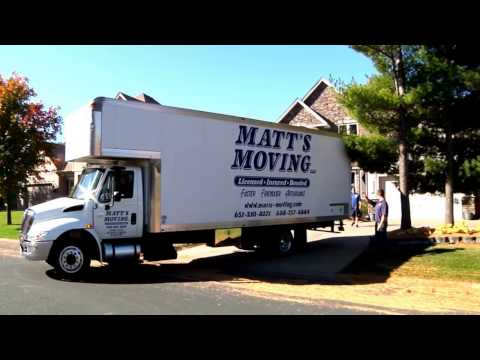 Matt's Moving Minneapolis