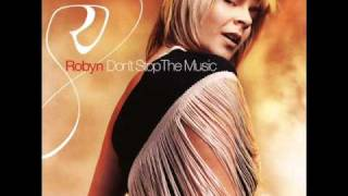 Robyn - Regntunga Skyar