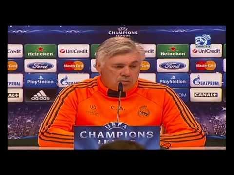 Conferencia de prensa de Carlo Ancelotti y Xabi Alonso previa al partido ante el Bayern