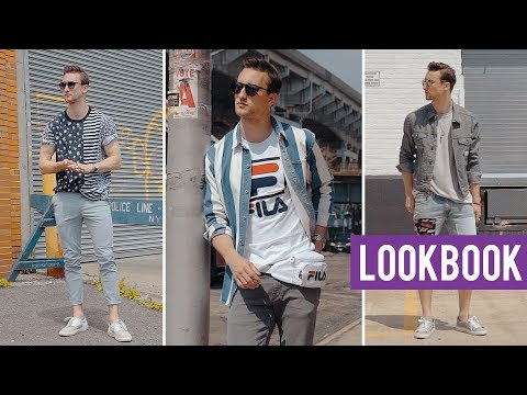 Urban Outfitters Spring 2018 Lookbook   Men's Fashion   Outfit Inspiration