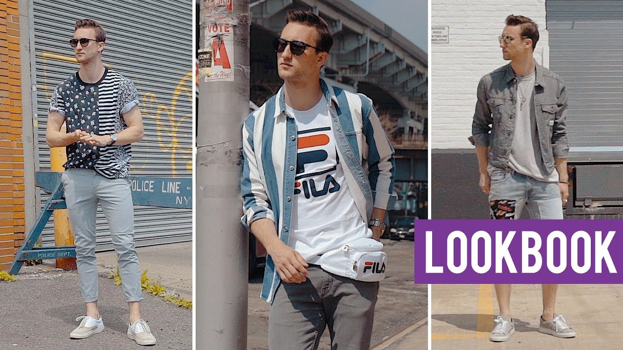 [VIDEO] - Urban Outfitters Spring 2018 Lookbook   Men's Fashion   Outfit Inspiration 7