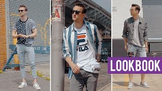 Urban Outfitters Spring 2018 Lookbook | Mens Fashion | Outfit Inspiration
