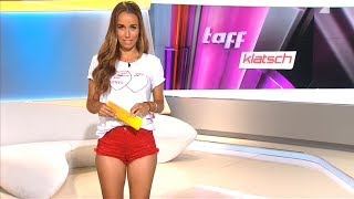 Annemarie Carpendale Tv Presenter from Germany 18.08.2017