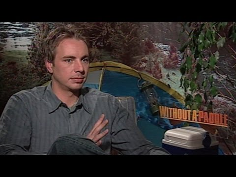 'Without a Paddle' Interview