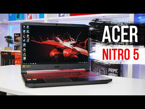 Огляд Acer Nitro 5 (AN515-54) - Якісний ігровий ноутбук за доступною ціною?