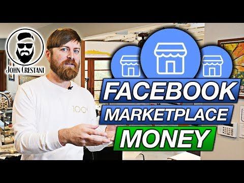Earn $100 A Day On The Facebook Marketplace (With This 1 Trick)