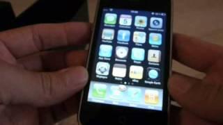 comment ça marche iphone 3gs
