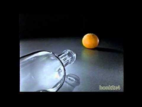 90's Tropicana Orange Juice Commercial