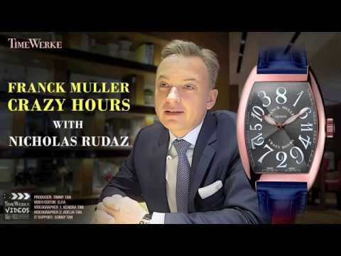 The Craze Over The Franck Muller Crazy Hours