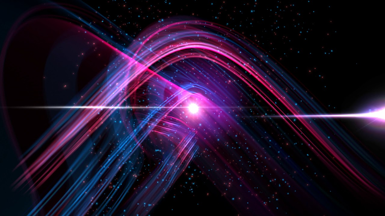 3d Animations Wallpapers Gif 4k Ultraviolet Space Wave Motion Background Youtube