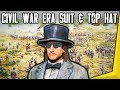 Fallout 76 - Civil War Era Suit & Civil War Era Top Hat - Location Guide