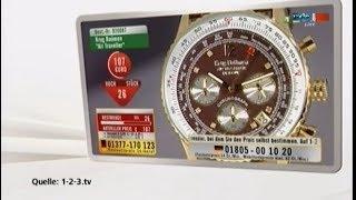 Augen👀 auf beim ''Luxus Uhren'' Kauf !!! 🤔Abzocke bei TV Shopping ???