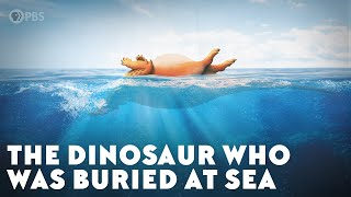 The Dinosaur Who Was Buried at Sea