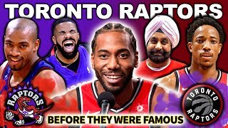 Toronto Raptors | EPIC Before They Were Famous Biography | NBA Playoffs