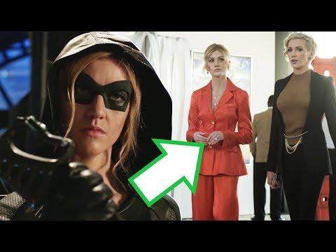 Arrow Spinoff AFTER Crisis! Green Arrow & The Canaries! - Arrow 8x09 Trailer Breakdown!