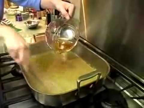 How to Make Gravy for Roast Turkey