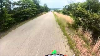 Baja 70cc dirtbike