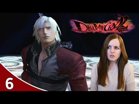 Trismagia Boss - Devil May Cry 2 HD Collection Gameplay Walkthrough Part 6