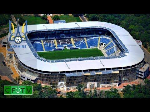 Chernomorets Stadium -  Odesa Ukraine