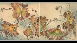 Cantonese Music 广东音乐 《秋水龙吟》  饶宁新 古筝领奏